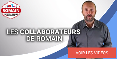 Romain expert piscine collaborateurs et partenaires de romain